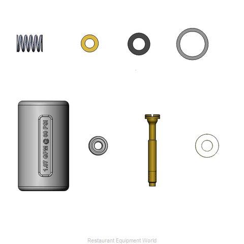 TS Brass B-10K-J Faucet, Parts