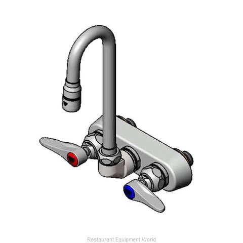 TS Brass B-1115-132X Faucet Wall / Splash Mount