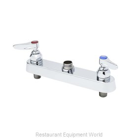TS Brass B-1120-CR-LN Faucet Deck Mount