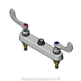 TS Brass B-1120-LN-WH4 Faucet Deck Mount