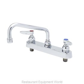 T&S Brass B-1121 Deck-Mount Sink Faucet