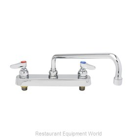 TS Brass B-1123-CR Faucet Deck Mount