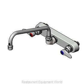 T&S Brass B-1127 Wall-Mount Sink Faucet