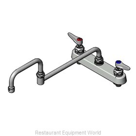 T&S Brass B-1132 Deck-Mount Sink Faucet