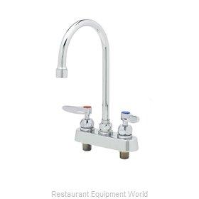 TS Brass B-1141-CR Faucet Deck Mount