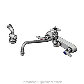 TS Brass B-1157-12 Faucet with Spray Hose