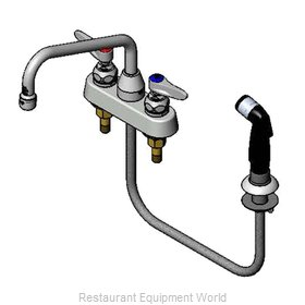 TS Brass B-1171 Faucet with Spray Hose