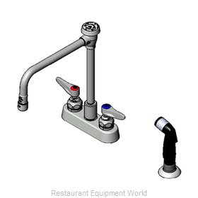 TS Brass B-1177 Faucet with Spray Hose