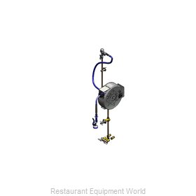 TS Brass B-1432-7122-C01 Hose Reel Assembly