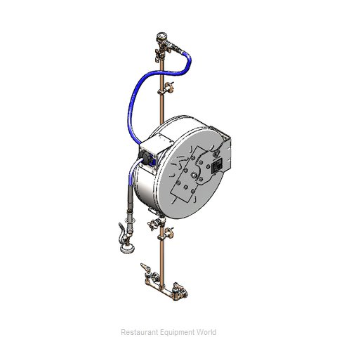 TS Brass B-1444-CV Hose Reel Assembly