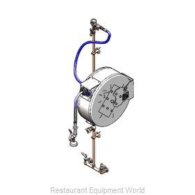 TS Brass B-1444-CV Hose Reel Assembly