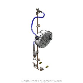 TS Brass B-1458 Hose Reel Assembly