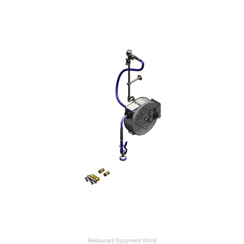 TS Brass B-1459 Hose Reel Assembly