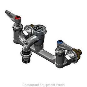 TS Brass B-2271-POL-CR Faucet, Service Sink