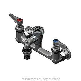 TS Brass B-2271-POL Faucet, Service Sink
