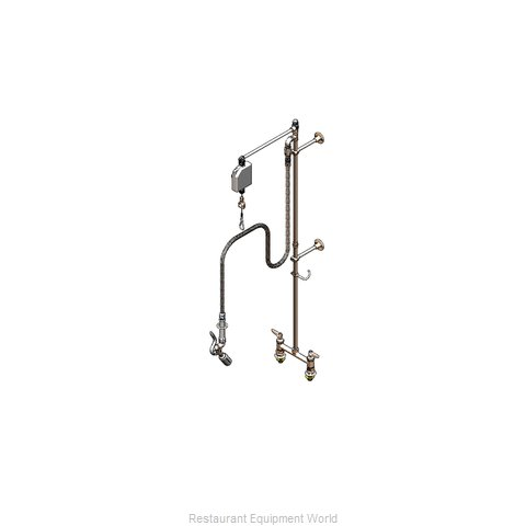 TS Brass B-2279 Pre-Rinse Unit (Magnified)