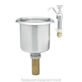 TS Brass B-2282-01 Dipper Well
