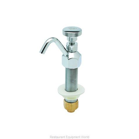 TS Brass B-2282-F05 Faucet, Dipper Well / Steam table
