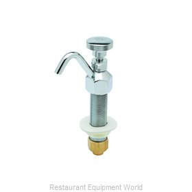 TS Brass B-2282 Faucet, Dipper Well / Steam table