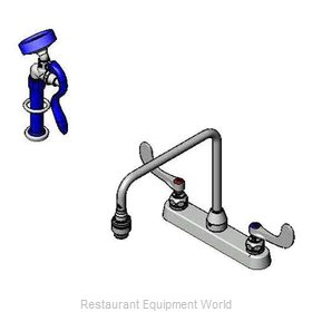 TS Brass B-2346 Faucet with Spray Hose