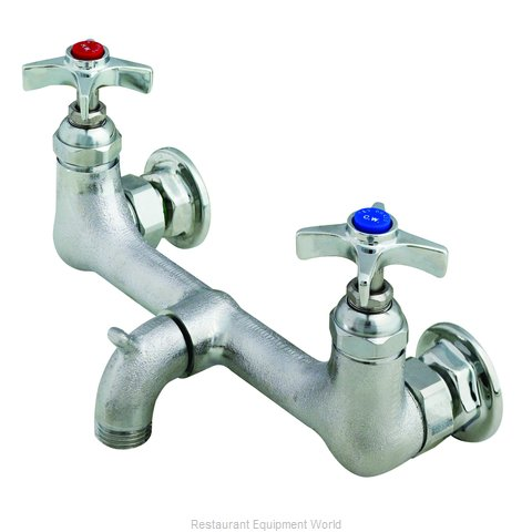 TS Brass B-2480 Faucet, Service Sink (Magnified)