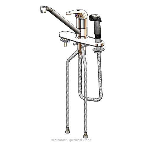 TS Brass B-2730-3H Faucet, Single Lever