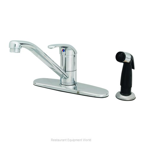TS Brass B-2730-WS Faucet Single Lever Handle
