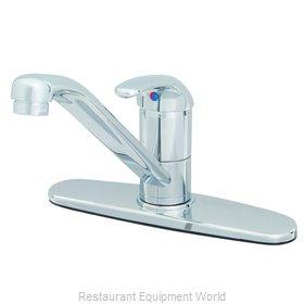 TS Brass B-2731-VF05 Faucet, Single Lever