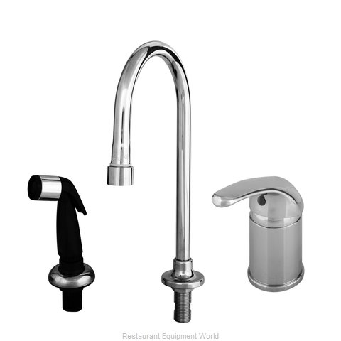 TS Brass B-2744 Faucet with Spray Hose