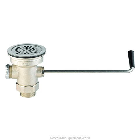 TS Brass B-3952 Lever Waste