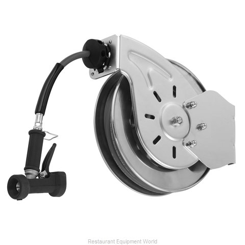 TS Brass B-7132-02 Hose Reel Assembly (Magnified)