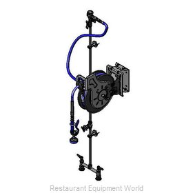 TS Brass B-7232-U01WS4E Hose Reel Assembly