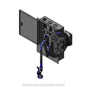 TS Brass B-7232-U01XS5 Hose Reel Assembly