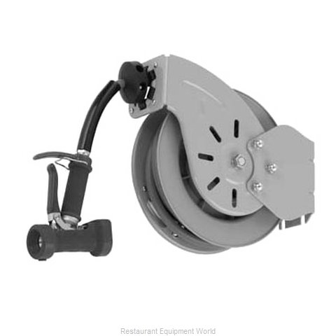 TS Brass B-7233-05 Hose Reel Assembly (Magnified)