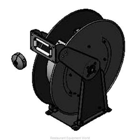 TS Brass B-7245-NH Hose Reel Assembly