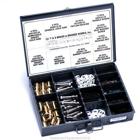 TS Brass B-7K Faucet, Parts