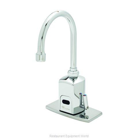 TS Brass EC-3130-4DP Faucet, Electronic