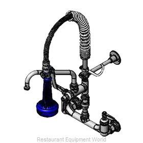 TS Brass MPQ-8WLV-08-CR Pre-Rinse Faucet Assembly, Mini