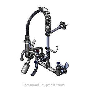 TS Brass MPW-8WWN-08-CR Pre-Rinse Faucet Assembly, Mini