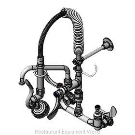 TS Brass MPX-8WWV-08-CR Pre-Rinse Faucet Assembly, Mini