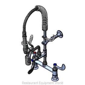 TS Brass MPY-8DWN-08-CR Pre-Rinse Faucet Assembly, Mini