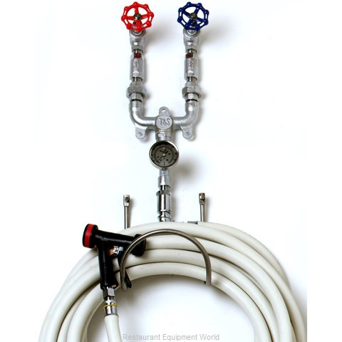 TS Brass MV-0771-12CW Washdown System (Magnified)