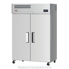 Turbo Air EF47-2-N-V Freezer, Reach-In