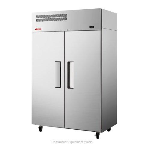 Turbo Air EF47-2-N Freezer, Reach-In