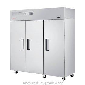 Turbo Air EF72-3-N Freezer, Reach-In