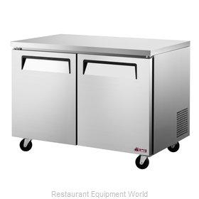 Turbo Air EUR-48-N6-V Refrigerator, Undercounter, Reach-In