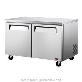 Turbo Air EUR-60-N6-V Refrigerator, Undercounter, Reach-In