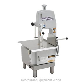 Turbo Air GBS-230A Meat Saw, Electric