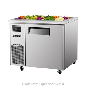 Turbo Air JBT-36 Refrigerated Counter, Sandwich / Salad Top