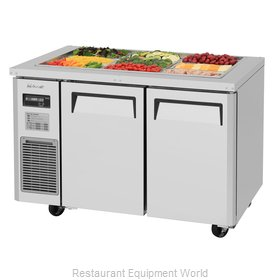 Turbo Air JBT-48-N Refrigerated Counter, Sandwich / Salad Top